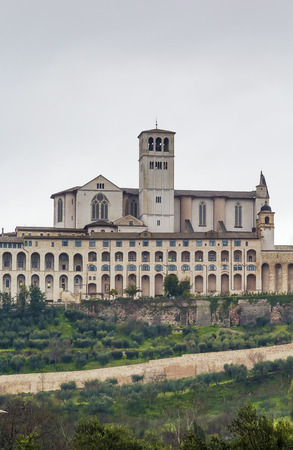 franciscan: The Papal Basilica of St. Francis of Assisi is the mother church of the Roman Catholic Franciscan Order in Assisi, Italy.