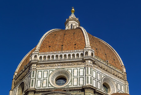 cattedrale: The Cattedrale di Santa Maria del Fiore (Cathedral of Saint Mary of the Flower) is the main church of Florence, Italy. Dome