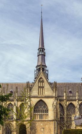 roman catholic: Basilica of St. Bartholomew is a Roman Catholic church in Meerssen, Netherlands