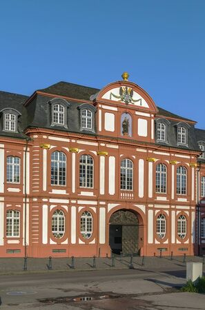 benedictine: Brauweiler Abbey is a former Benedictine monastery located near Cologne, Germany.
