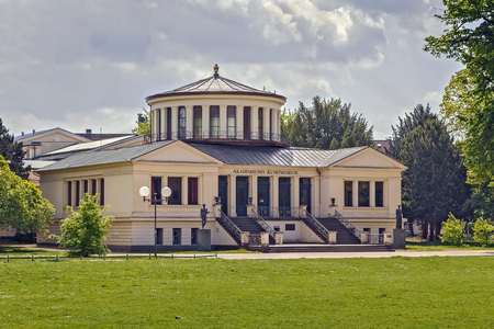 art museum: Akademisches Kunstmuseum (English:Academic Art Museum) is an art museum in Bonn, Germany. It is the oldest museum in Bonn Editoriali