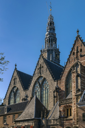 oldest: The 800 year old Oude Kerk (old church) is Amsterdam oldest building and oldest parish church