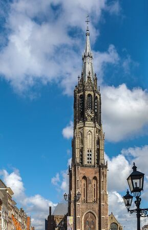 The Nieuwe Kerk ( New Church) is a Protestant church in the city of Delft in the Netherlands.