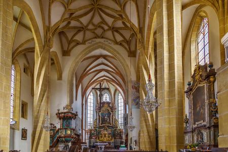 benedictine: Goss Abbey is a former Benedictine nunnery in Leoben, Styria, Austria. Abbey church interior