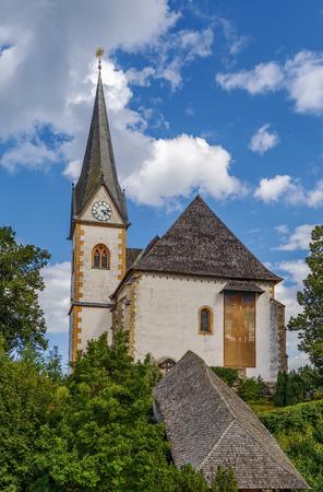 primus: Saints Primus and Felician Church in Maria Worth, Carinthia, Austria