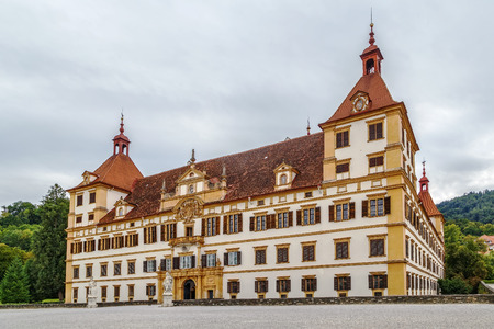 Eggenberg Palace in Graz is the most significant Baroque palace complex in Styria, Austria