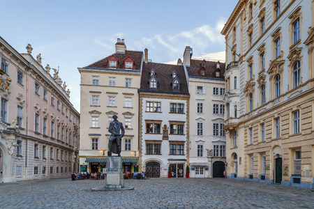 innere: Judenplatz (English:Jewish Square) is a town square in Viennas Innere Stadt that was the center of Jewish life, Austria