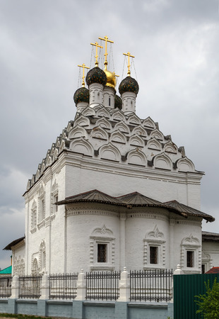 Church of St. Nicholas on Posad is one of the oldest churches in Kolomna, Russia