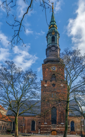 St. Peters Church is the parish church of the German-speaking community in Copenhagen, Denmark.