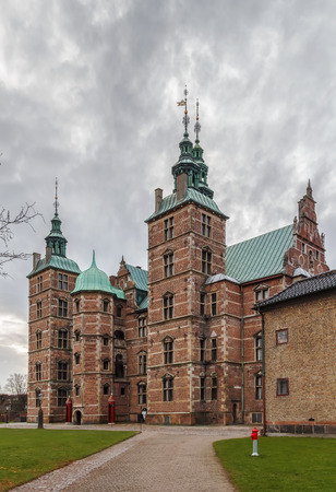 Rosenborg palace is a renaissance castle located in Copenhagen, Denmark. The castle was originally built as a country summerhouse in 1606
