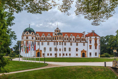 Celle Castle (1292) with its Residenzmuseum is one of the most beautiful castles of the Royal House of Hanover in Germany