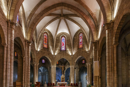 by catherine: Santa Catalina is a Gothic style, Roman Catholic church located in the city of Valencia, Spain.Interior