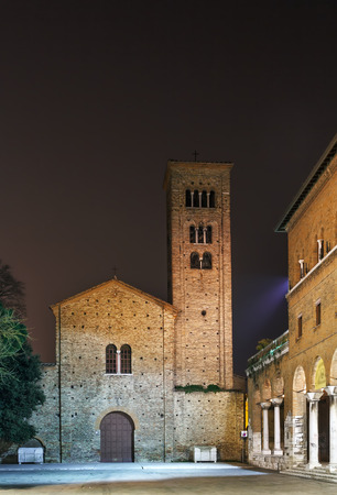 rebuilt: The St. Francis basilica, rebuilt in the 10th – 11th centuries over a precedent edifice dedicated to the Apostles. In evening Editorial