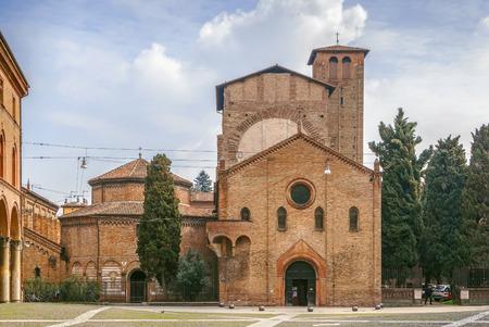 The basilica of Santo Stefano encompasses a complex of religious edifices in the city of Bologna, Italy.