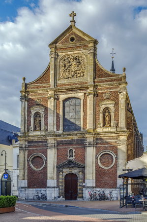 Saint Michael Church is a very interesting building in the historic centre of Sittard, Netherlands