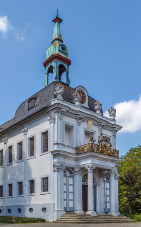 Kreuzbergkirche is a magnificent landmark in the Baroque style, built in 1627, Bonn, Germany