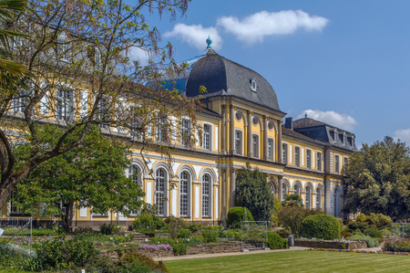 Poppelsdorf Palace is a Baroque building in Bonn, Germany
