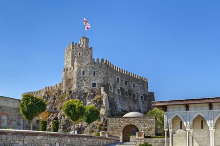Rabati Castle is a medieval castle complex in Akhaltsikhe, Georgia. Jakeli castle