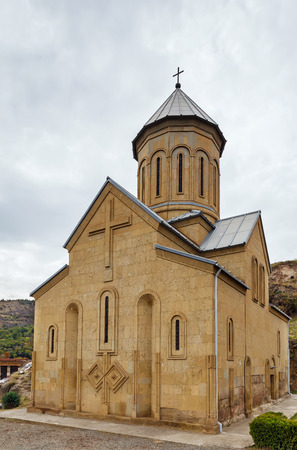 St. Nicholas church in Narikala fortress, Tbilisi, Georgia