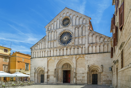 Cathedral of St. Anastasia is the Roman Catholic cathedral of Zadar, Croatia.