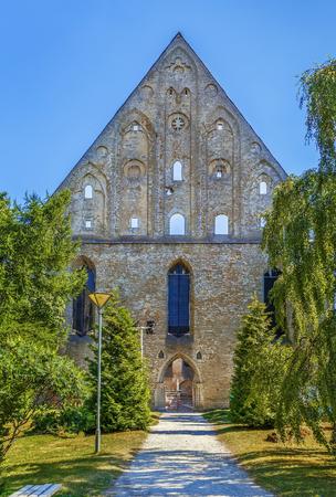 Pirita Convent was a monastery dedicated to St. Brigitta, located in the district of Pirita in Tallinn, Estonia