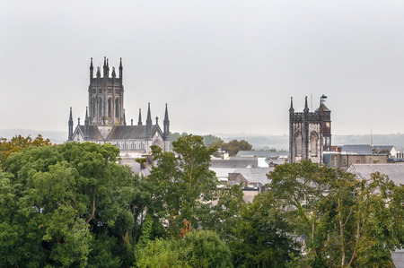 View of St Mary's is the cathedral church of the Roman Catholic Diocese of Ossory.