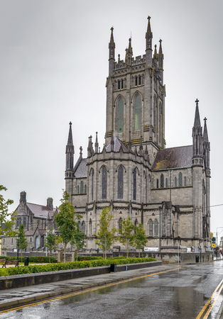 St Mary's is the cathedral church of the Roman Catholic Diocese of Ossory. It is situated on James's Street, Kilkenny, Ireland.