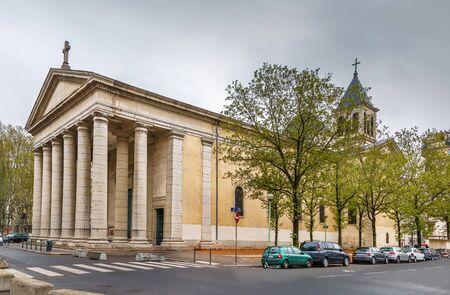 Church of Saint Pothinus is a Roman Catholic church located in Lyon, France