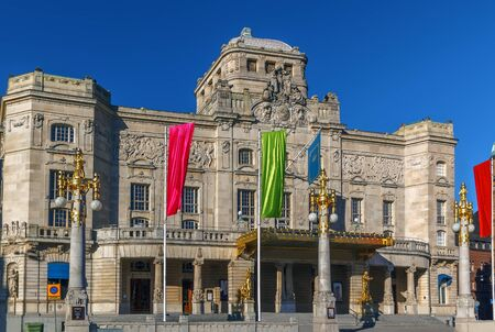 Royal Dramatic Theatre is Sweden's national stage for