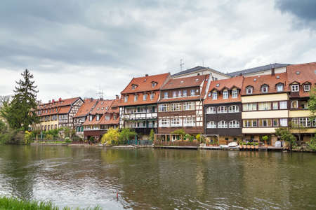 The former fishermen's district in Bamberg's Island City is endearingly known as Little Venice, Germany