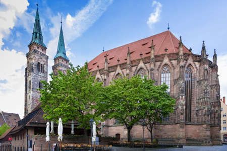 St. Sebaldus Church is a medieval church in Nuremberg, Germany