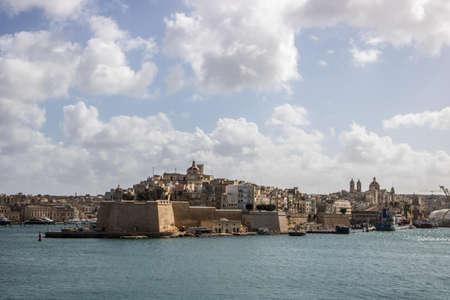 Valletta ist die Hauptstadt der Insel Malta. Besonders sehenswert ist die mittelalerliche Altstadt.