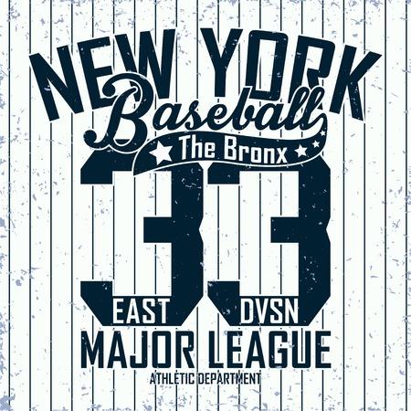 빈티지 티셔츠 그래픽 디자인, 그레인 인쇄 우표, 야구 인쇄술의 상징, 스포츠 로고 크리 에이 티브 디자인, 벡터