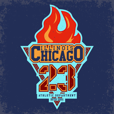 Vintage t-shirt graphic design,  grange print stamp, sports typography emblem, sports logo Creative design, Vector