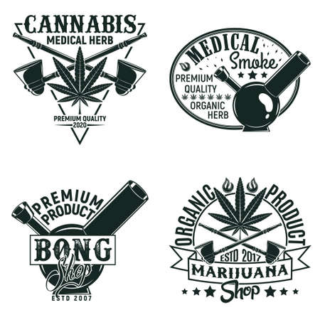 vintage cannabis design