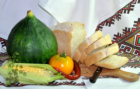 foodstuffs: foodstuffs Stock Photo