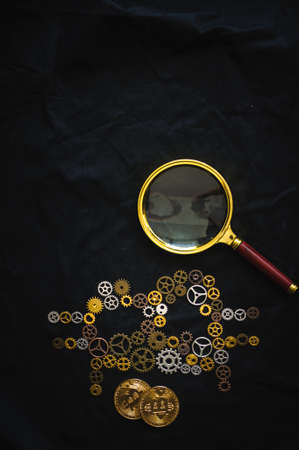 Clockwork and bitcoin coin