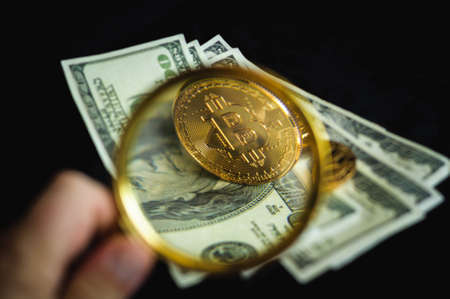 looking coins bitcoin