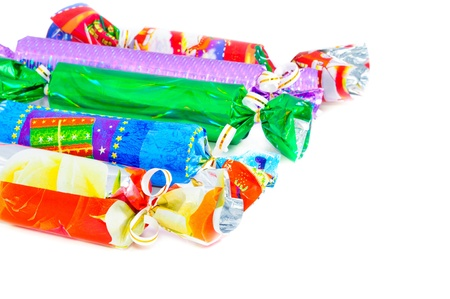 christmas gifts for the whole family multi colored boxes that are packed gifts stock