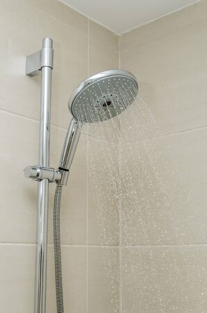 Showerhead. Photo for microstock photo