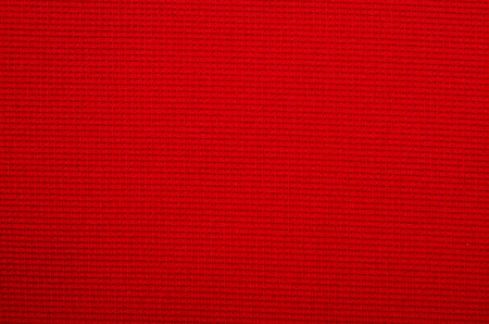 red cloth: The texture of the fabric color. Macro photo for microstock