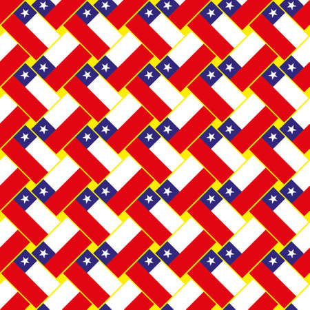 Seamless abstract pattern