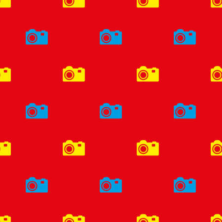 pattern made with little digital cameras