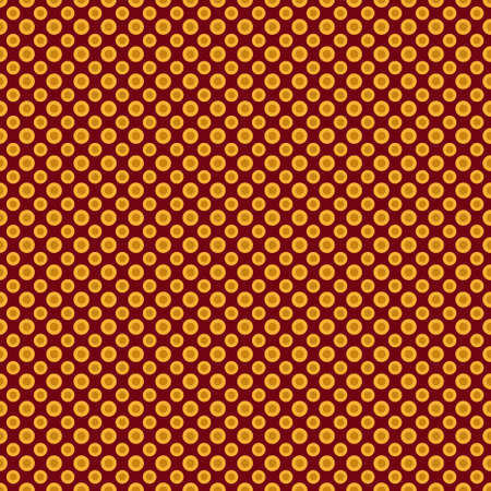 vintage pattern made with little circles