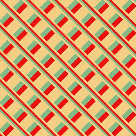 Vintage style vector pattern