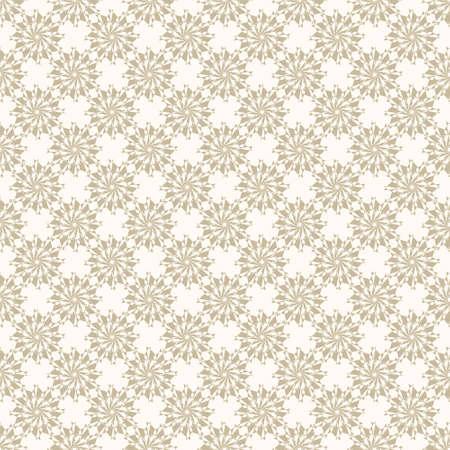 Vector vintage pattern style floor tile