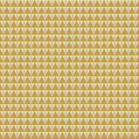 Vector patroon gemaakt met driehoekjes