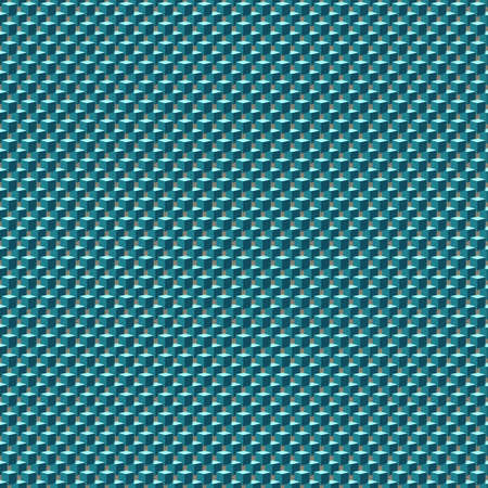 Vector pattern made with geometric shapes
