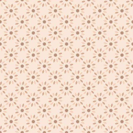 Vector vintage style pattern or floor tile