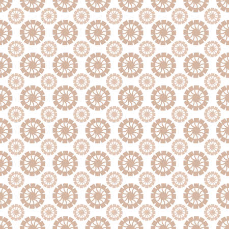 Vintage style vector pattern Vector